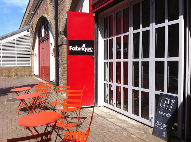 Fabrique Bakery Hoxton Cafe
