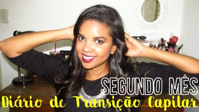 Diário de transição - 2º mês (day after, usar chapinha, scab hair, etc.)