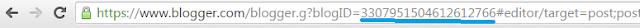 Cara Mengetahui ID Blog Kita Di Blogger