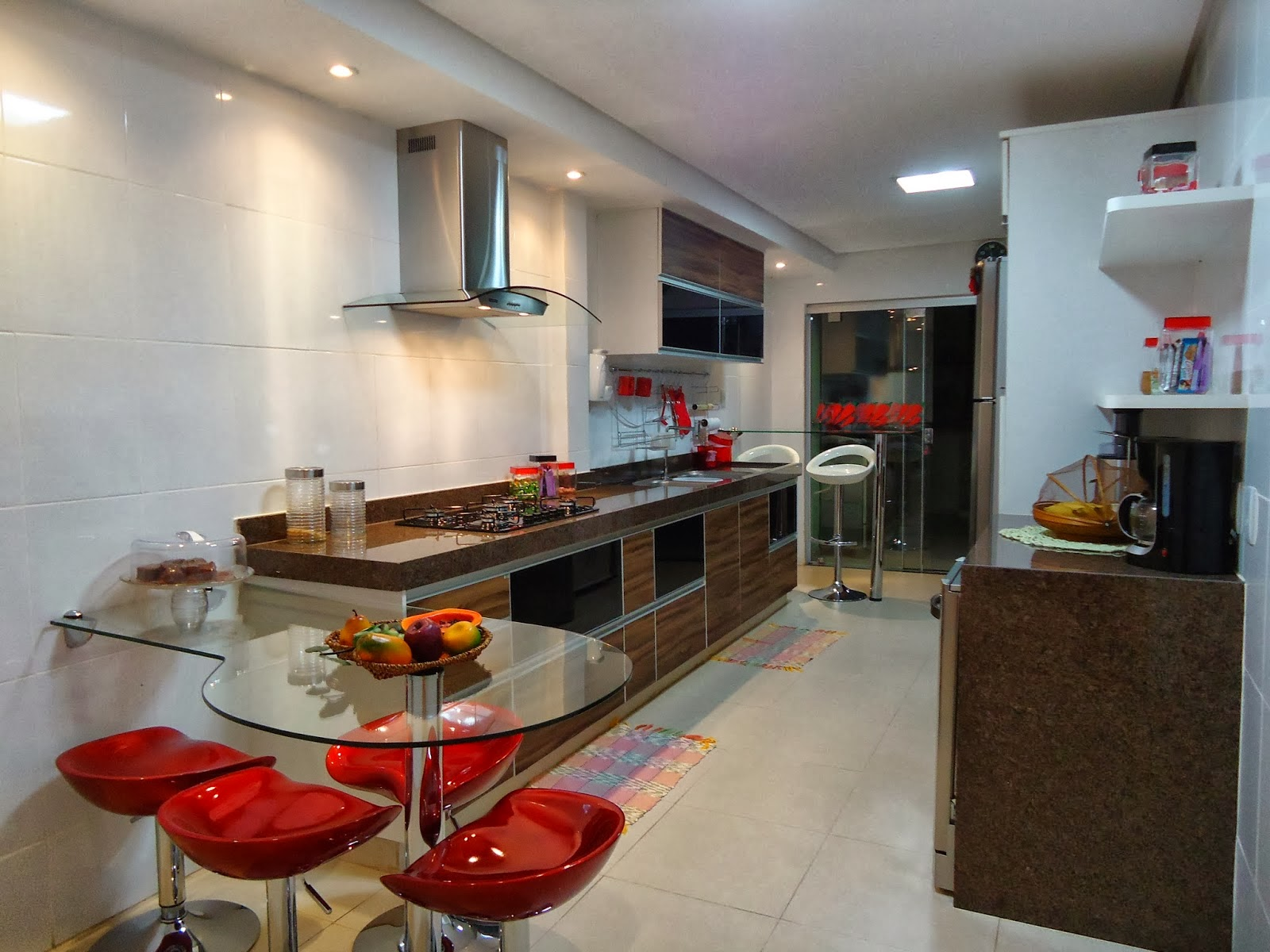 Vem conhecer minha cozinha!!!!