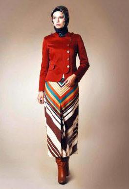 جاكيتات 2013 - جاكيتات رسمية للمحجبات - ملابس المحجبات