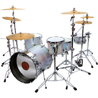 Барабанная установка Orange County Drum and Percussion