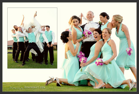 Once Upon A Wedding: ♥ Creative, Fun & Exciting Wedding Group Photo ♥
