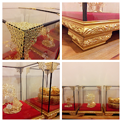 Luxury Gold Collection- Kotak Hantaran