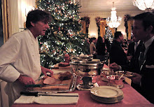 Behind The Scenes: Presidential Holiday Receptions
