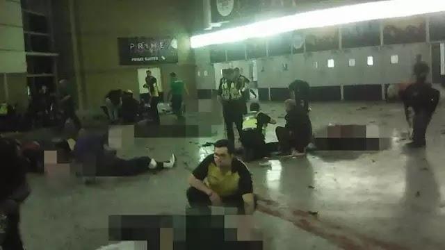 Συνελήφθη 23χρονος για την επίθεση στο Μάντσεστερ