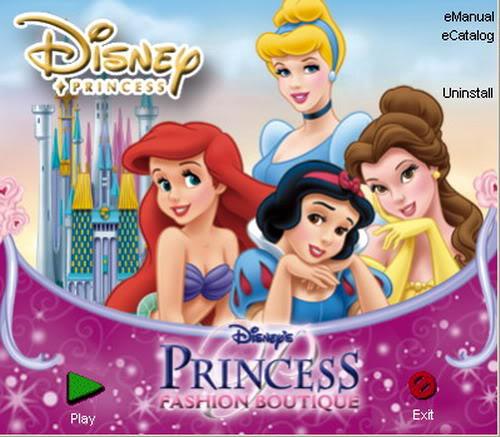 Disney princess fashion boutique online game 65
