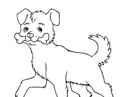 How To Draw Puppy Dog Drawings