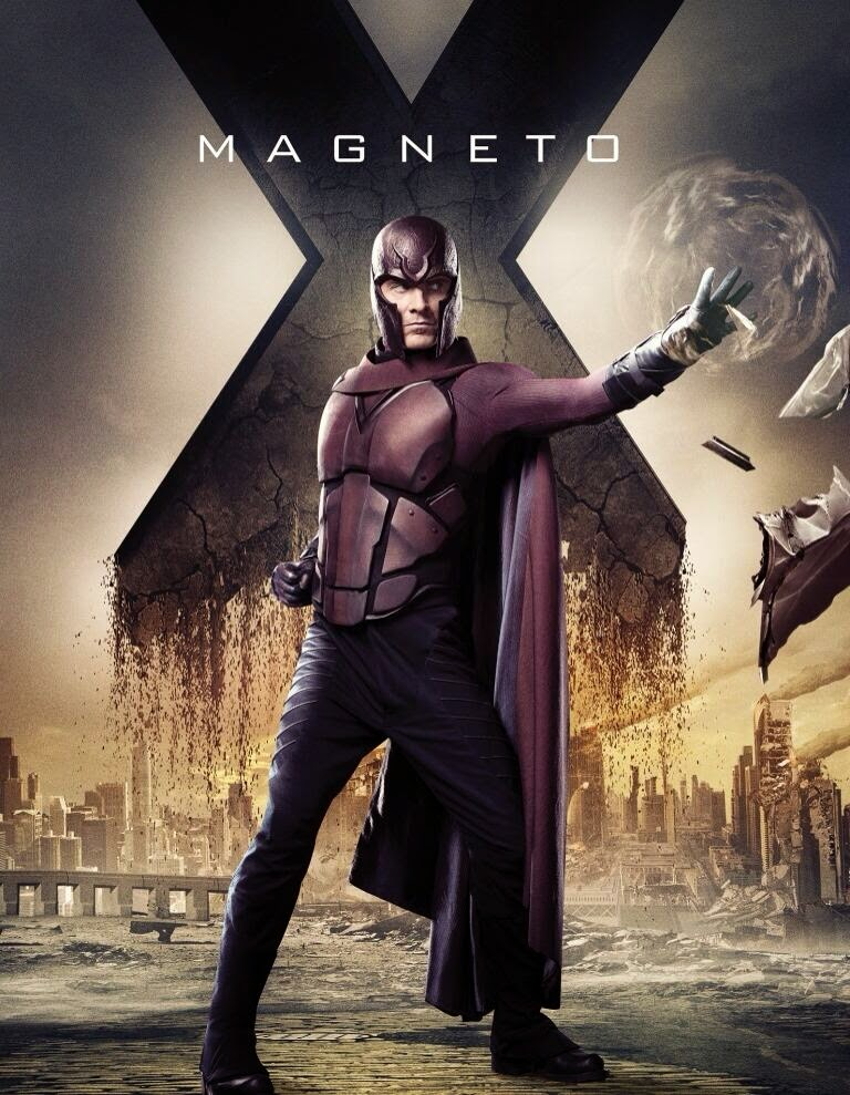 X-men days of future past - magneto