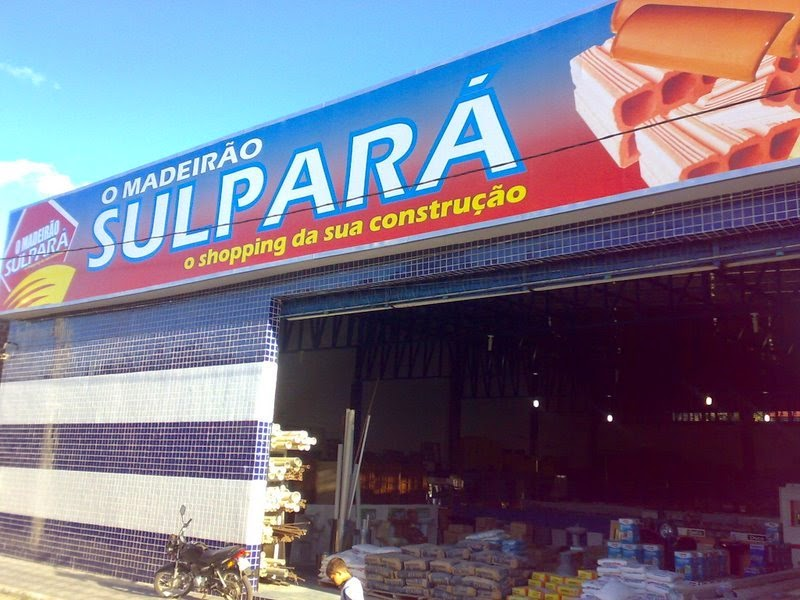 MADEIRÃO SUL PARÁ