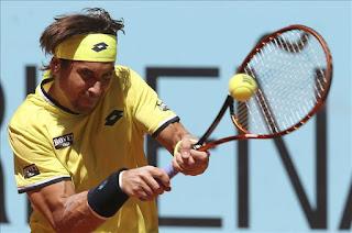 TENIS - David Ferrer no competirá en Wimbledon debido a una lesión en el codo