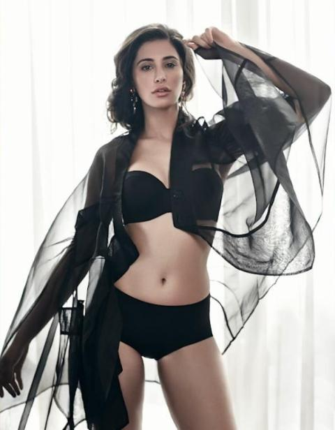 BLACK BIKINI Hot photoshoot of Nargis Fakhri for Maxim Magazine!