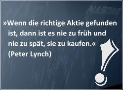 Investiere wie Peter Lynch