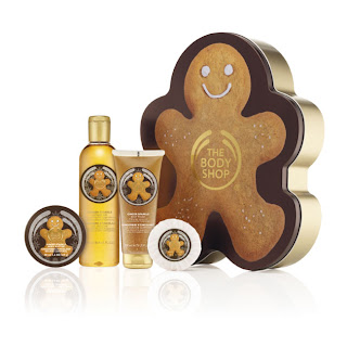 Body shop linea jengibre