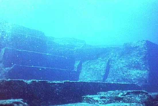 Yonaguni Pyramid