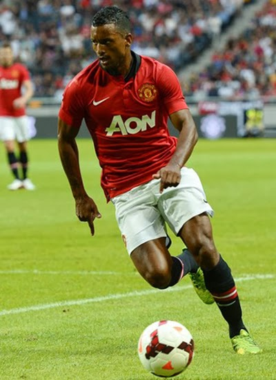 Luis Nani Transfer Manchester United 2014