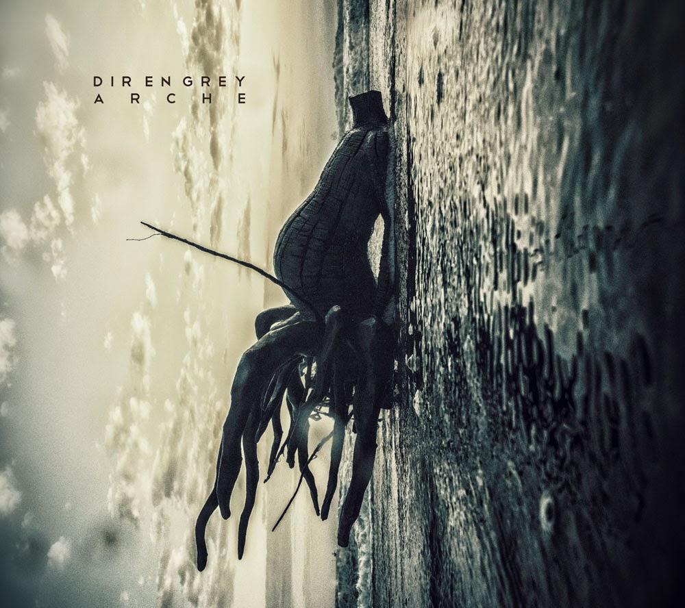 Dir En Grey ARCHE ジャケット Cover + Tracklist (収録曲)