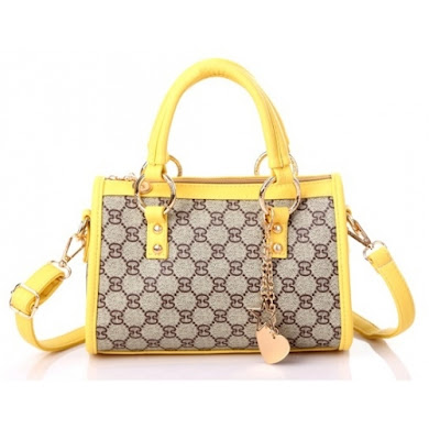 FASHION BAG - YELLOW