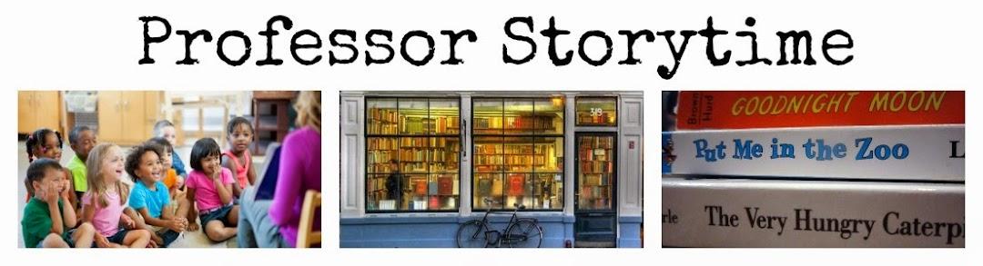 Professor Storytime