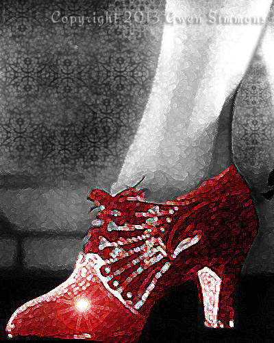 Click your Heels together three times...