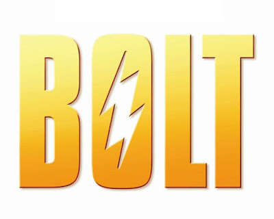 Disney Pixar Bolt Logo