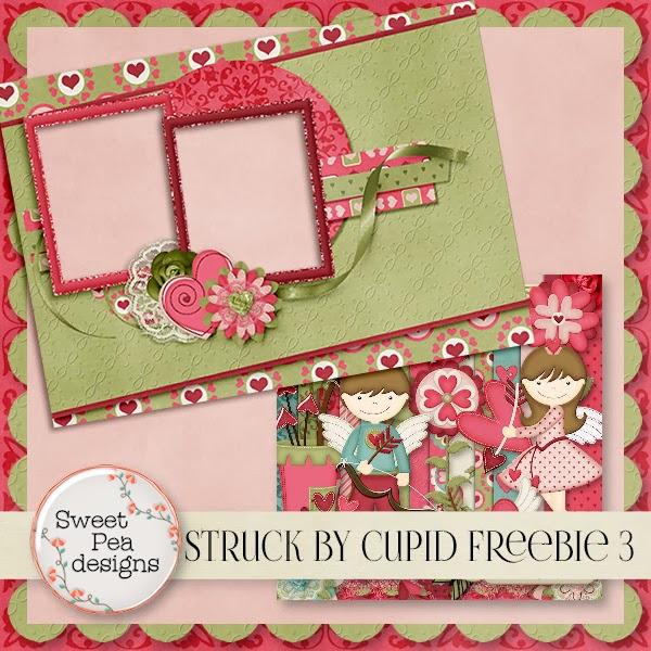 Struck by Cupid Freebie 3