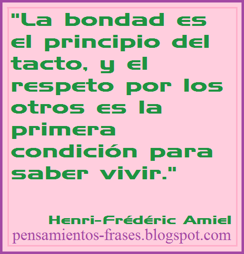 frases de Henri-Frédéric Amiel