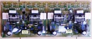 Kit power amplifier