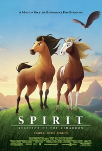 Regarder Spirit, l'�talon des plaines en streaming