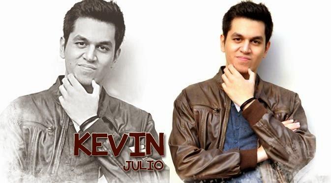 Ayah Kevin Julio Meninggal Dunia akibat Kecelakaan Motor