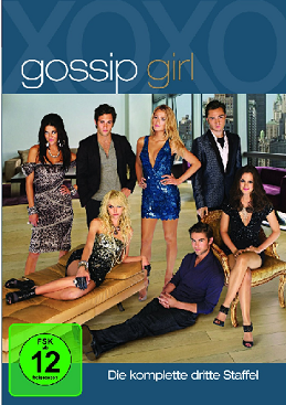 Staffel Gossip Girl Hat Insgesamt 22 Episoden Und Wartet Mit Interessanten  Gaststars (Tyra Banks; Hilary Duff U0026 William Baldwin Jeweils In Mehreren  Folgen ) ...