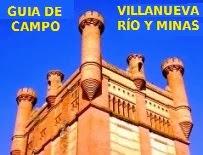 GUÍA DE CAMPO POBLADO MINERO   VILLANUEVA DEL RIO MINAS