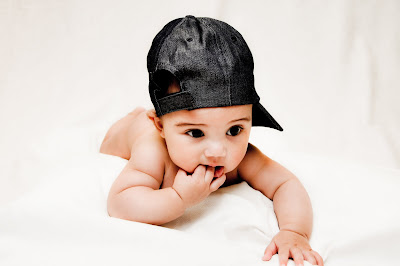 Cute Baby Boy #13 Free Wallpaper