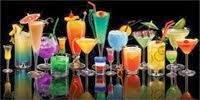 Coctelería y otras bebidas.