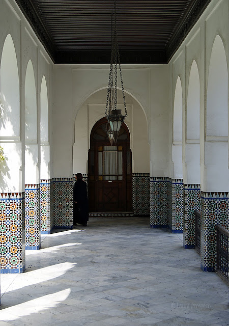 La Grande Mosque de Paris &#169; Laura Prospero