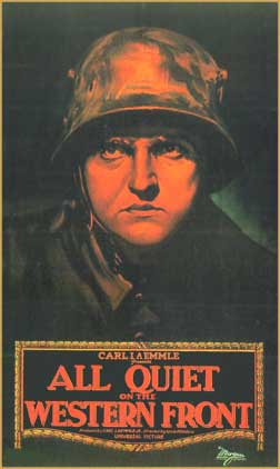 an analysis of the characters and battles in all quiet on the western front by erich maria remarque Erich maria remarque (1898-1970) served in world war i who then attempted to exorcize his demons through the writing of literature all quiet on the western front is remarque's most memorable book recurring character throughout the book).