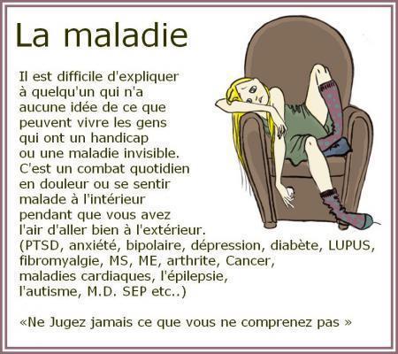 poeme maladie cancer
