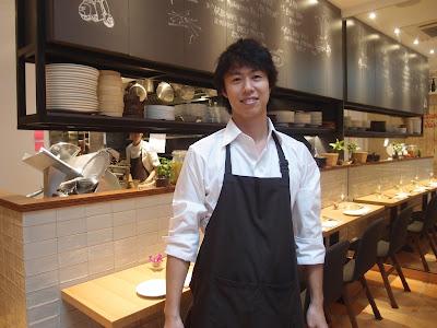 Chef Seita Nakahara