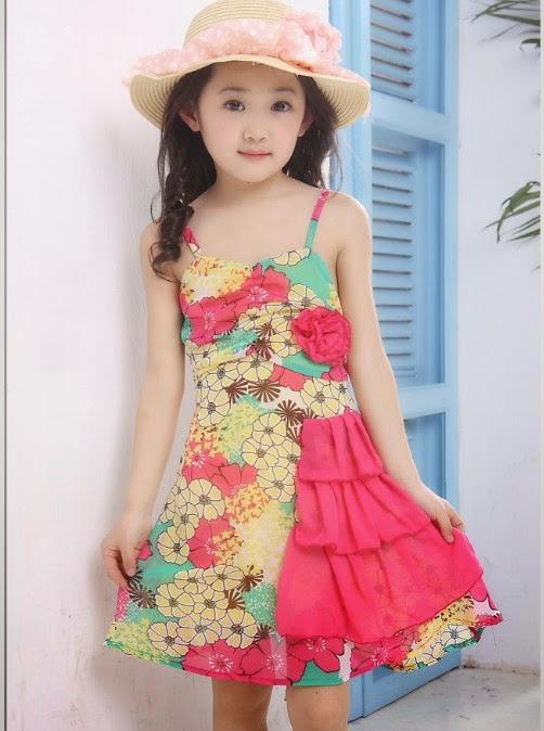 Infant girl summer dresses