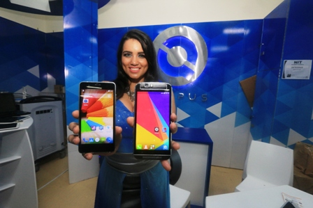 Quipus anuncia su gama de smartphone | Empresas Estatales