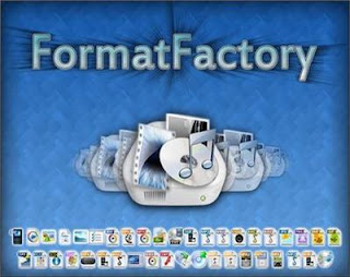 Download Free Format Factory v.3.0.1 Portable