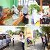 Gaet Pemilih, Caleg PKS Kudus Bagi-bagi Panganan Kripik Singkong