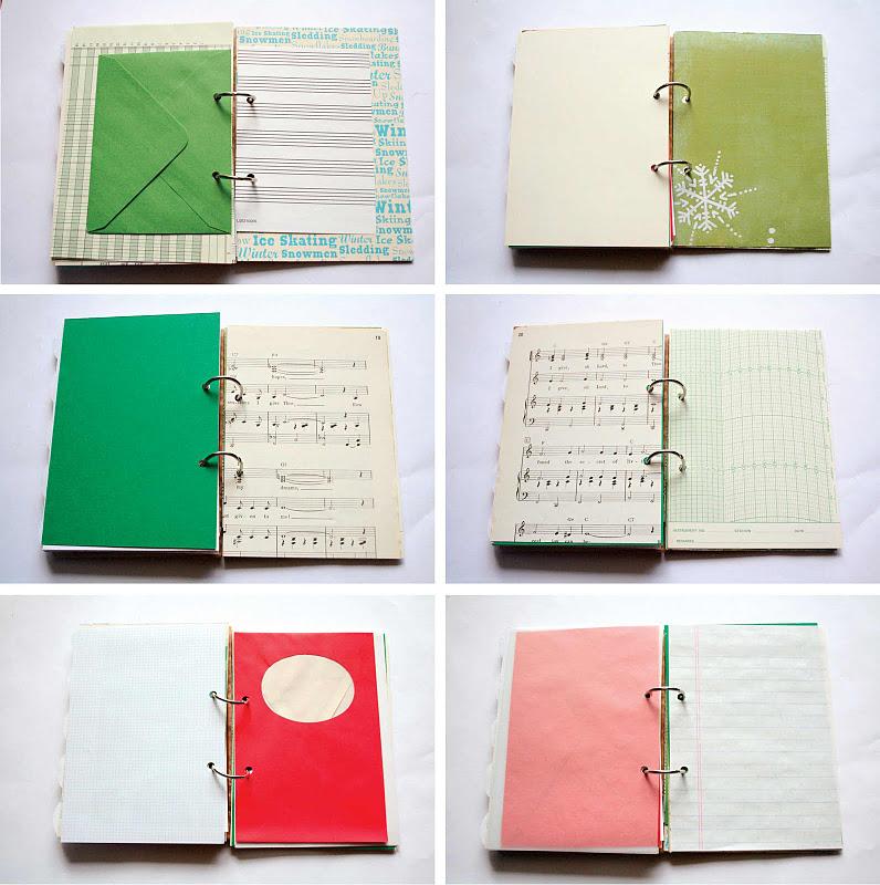 Как сделать ежедневник своими руками картинки