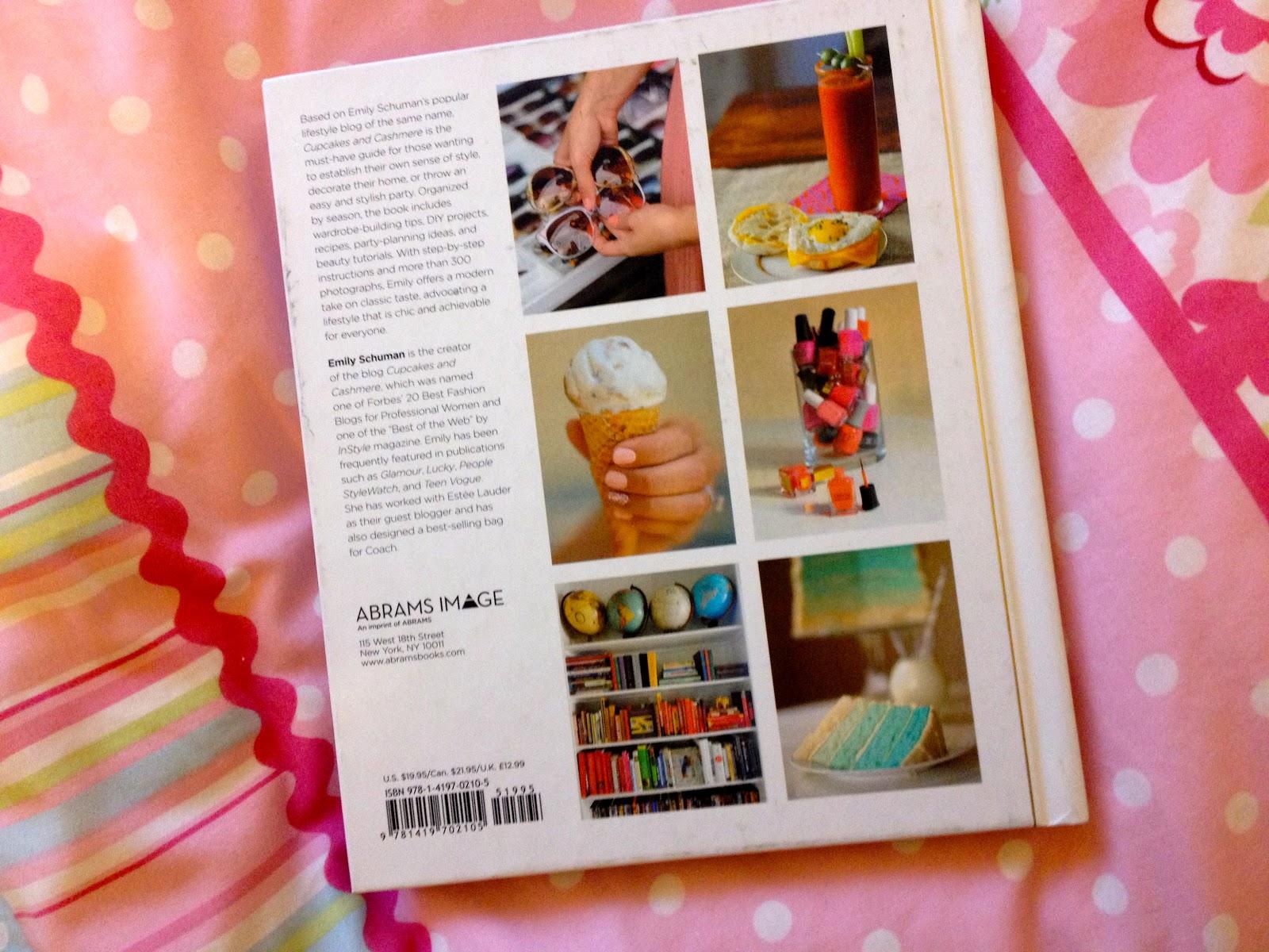 Confetti Letters Cupcakes Cashmere Book Review