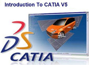 Introduction to CATIA V5 cad