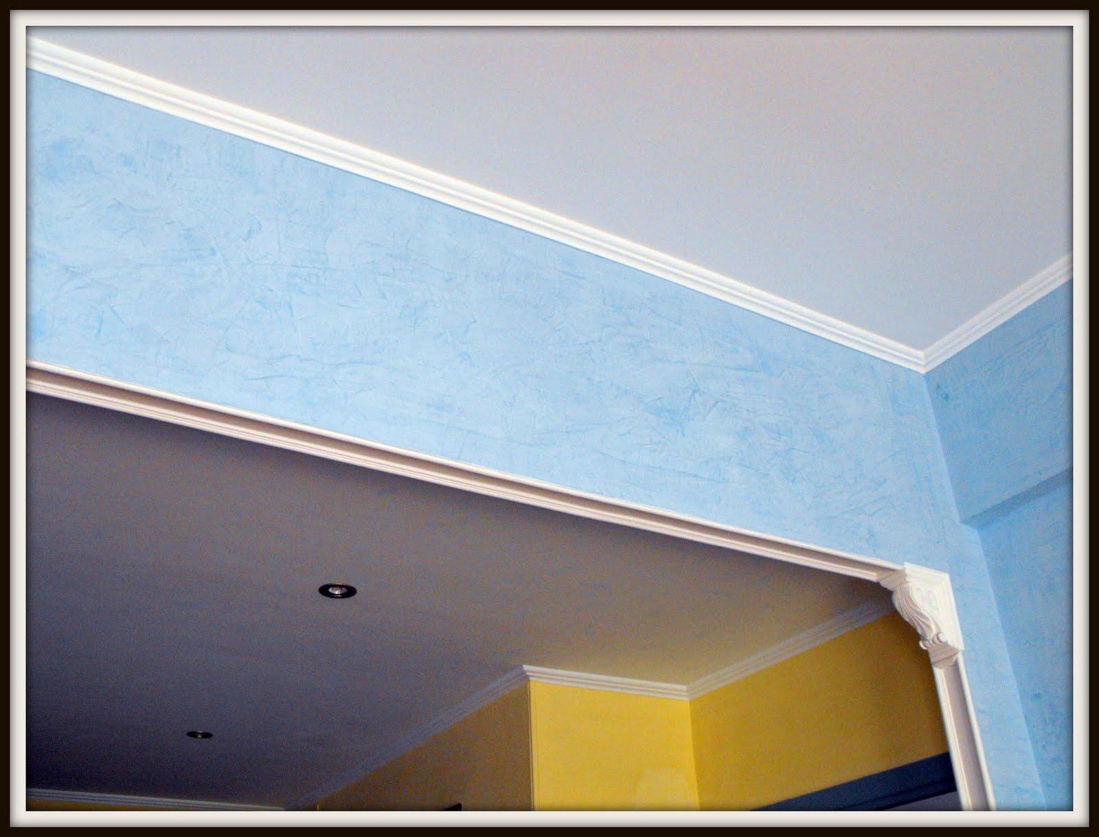 I colori di casa: Stucco Veneziano