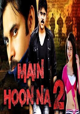 Main Hoon Na 2 (2015) Hindi Dubbed DVDRip 550mb Download