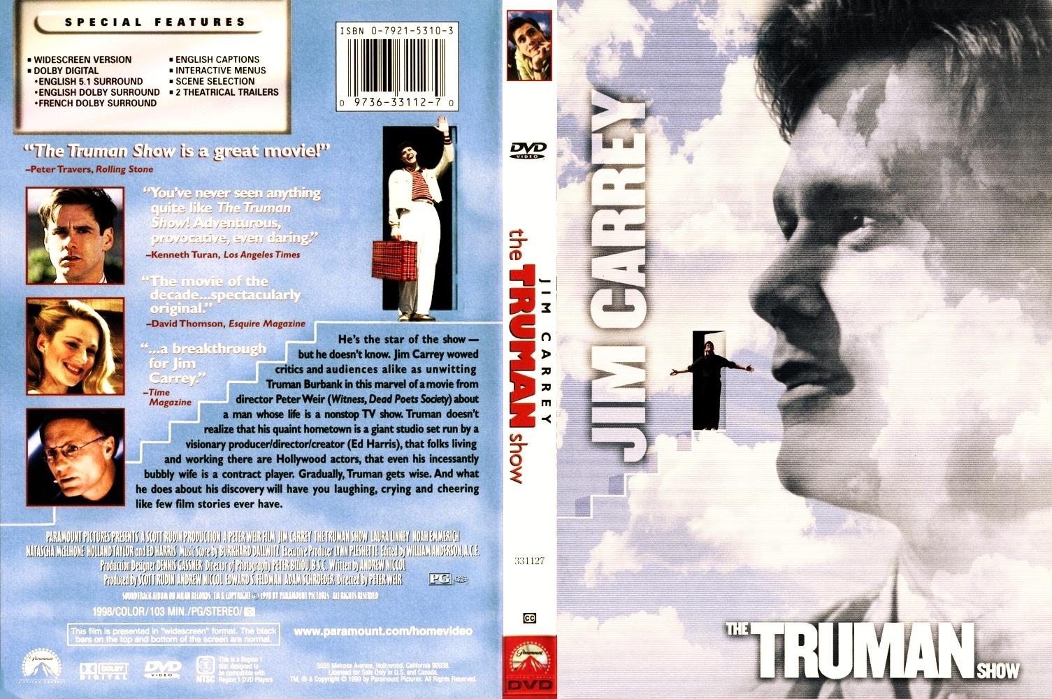 TorHD  Download Full The Truman Show Movie HD Torrents