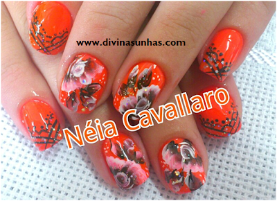 10 FOTOS DE UNHAS DECORADAS COM NEIA CAVALLARO6