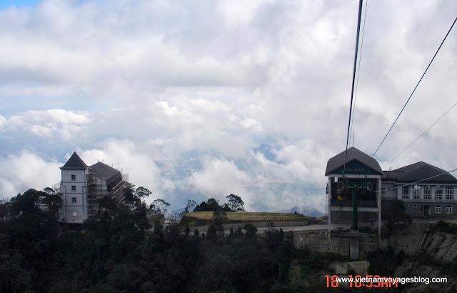 Colline de Ba Na, Danang